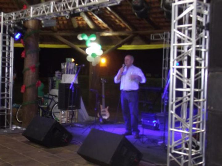 FESTA DE FINAL DE ANO 2012
