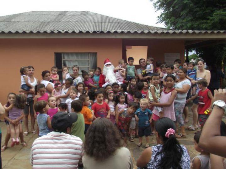 CAMPANHA NATAL SOLID�RIO - CIPA